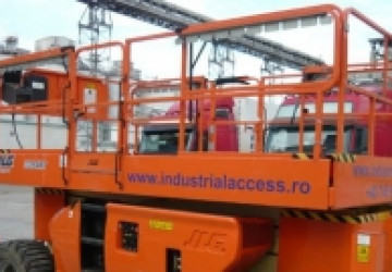 Diesel Rough Terrain 4x4 Scissor Lifts