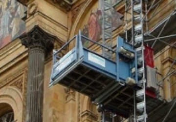 Personnel & Material Facade-Lifts & Platforms