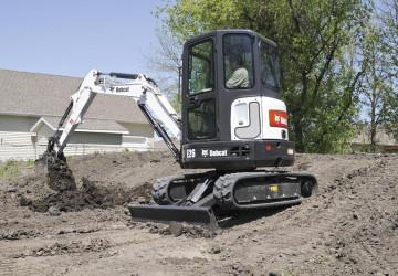 Mini Excavatoare