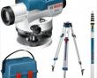 GOL 26 G + BT 160 + GR 500 Boxx Optical Level